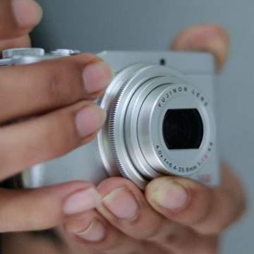 Cara Memperbaiki Kamera Digital Lensa Macet