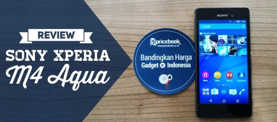Review Sony Xperia M4 Aqua: Desain & Layar, Kinerja, dan Kamera- Part II