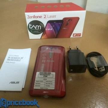 Review Asus Zenfone 2 Laser: Desain, Layar dan Baterai