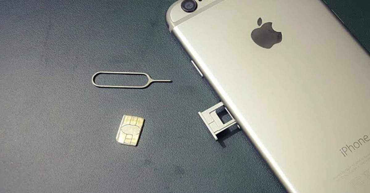 sim card iphone