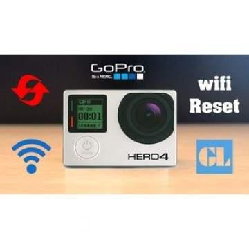 Tips Mudah Reset Nama dan Password Wifi Pada Hero4