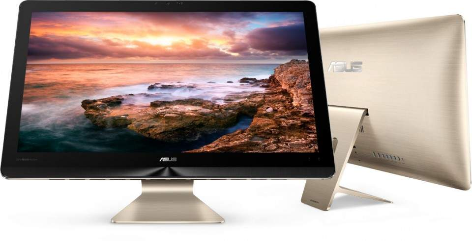 Asus Zen Pro, AiO (All-in-One) PC dengan Layar 4K