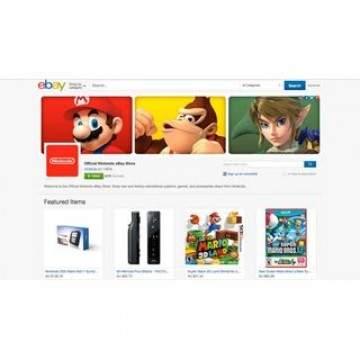 Nintendo Rilis Ebay Store Resmi Untuk Menjual Produk Bekas
