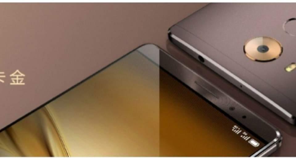 Huawei Resmi Hadirkan Mate 8 dengan Prosesor Kirin 950