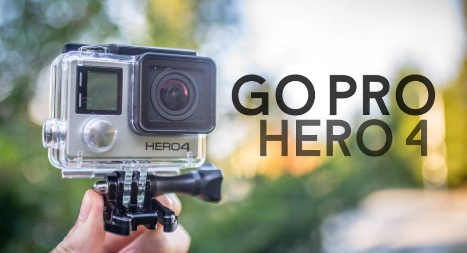 Asyik, GoPro HERO4 Diskon 27% di FBO Blibli.com