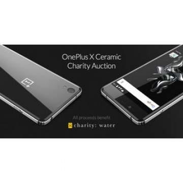 Dijual Eksklusif, Inilah OnePlus X Ceramic Edition