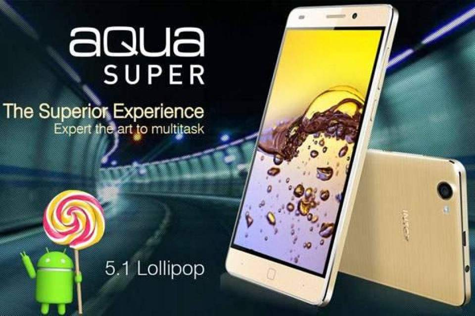 Intex Aqua SUPER, Bawa RAM 3GB di Kelas Midrange