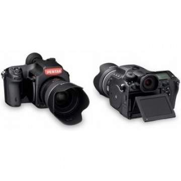 Kamera Pentax 645Z IR Dirilis Untuk Penelitian Ilmiah