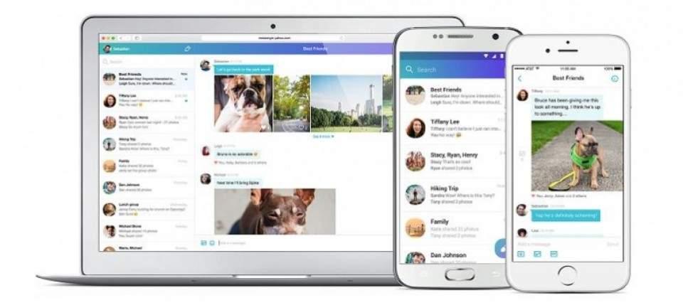 Yahoo Messenger Hadirkan Update Besar Di Akhir Tahun 2015
