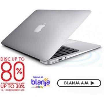 Promo Harbolnas Laptop Mulai 3 Jutaan di Blanja.com