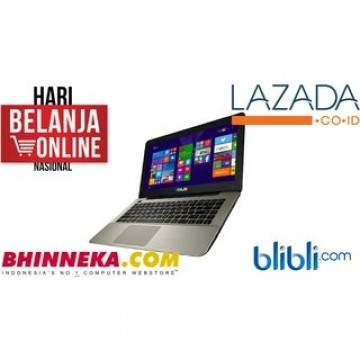 Perbandingan Promo Laptop dan Desktop Lazada vs Blibli vs Bhinneka