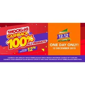 """Daftar Smartphone,Kamera dan Laptop Promo """"Super Hot Deal"""" Blibli dengan CashBack 10%"""