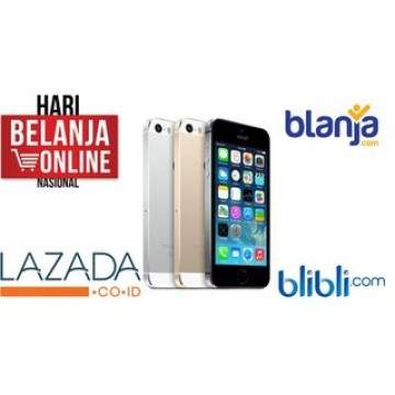 Daftar Perbandingan Harga Smartphone Apple di HarBolNas 2015