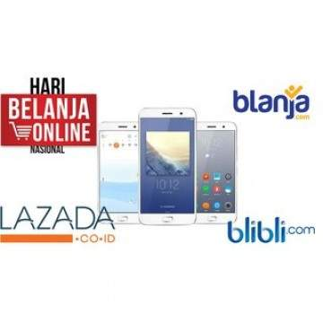 Perbandingan Harga Promo Smartphone Lenovo di HarBolNas 2015