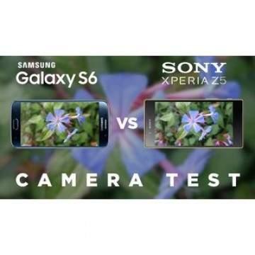 Survey: Sony Xperia Z5 Kalahkan Galaxy S6 di Hasil Kamera