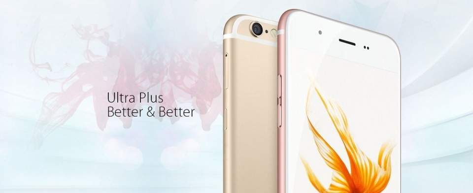 Blackview Ultra Plus Saingan iPhone 6S Plus dengan Kamera 13MP