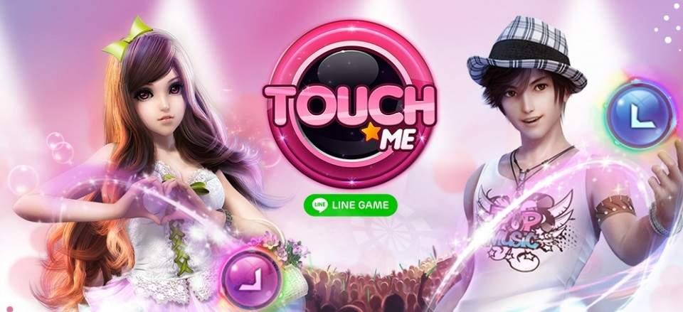 Game Line Touch Me Resmi Hadir di Indonesia