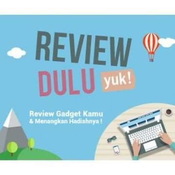 Review Gadget Dapat Gadget! Ayo Bantu Orang Belanja Lebih Cerdas
