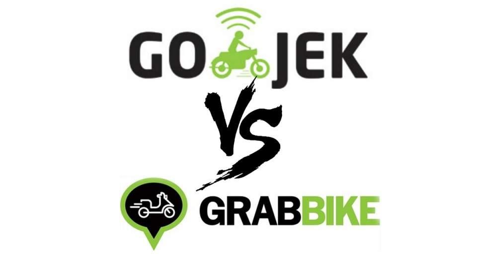 Perbandingan Promo Go-Jek dan GrabBike di Desember 2015