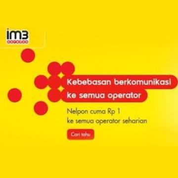 Promo Akhir Tahun Indosat Ooredoo, Telpon Cuma Rp 1/ detik