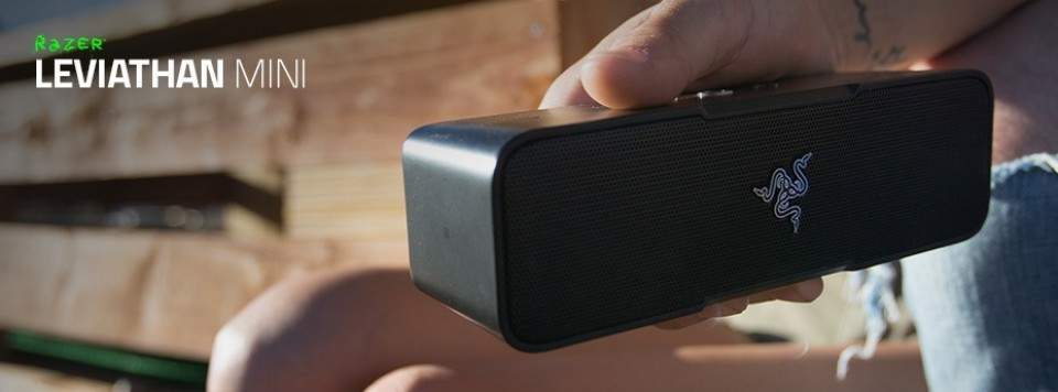 Razer Leviathan Mini, Speaker Bluetooth Bersuara Super