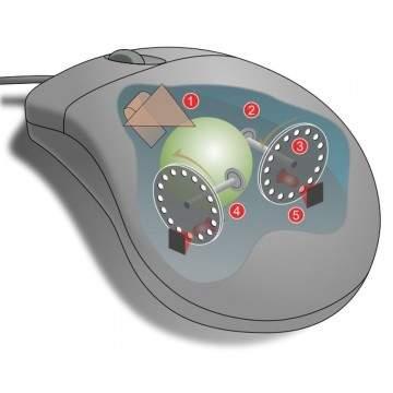 Cara Mudah Membersihkan Mouse Optical dan Mekanik