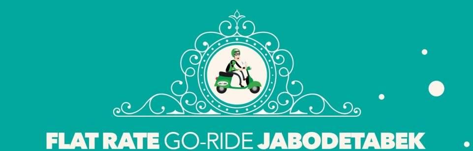 Go-Jek Hadirkan Layanan Baru Tiket Go-Tix dan Tarif Baru Go-Ride