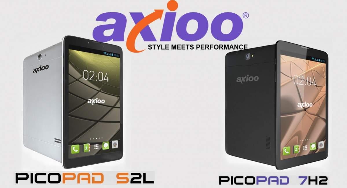 axioo picopad 7H2 dan S2L