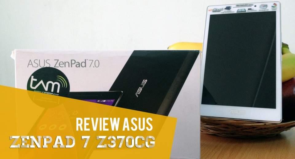 "Asus ZenPad 7 Z370CG: Audio Cover CA71 Bikin ""Nendang"" di Multimedia"