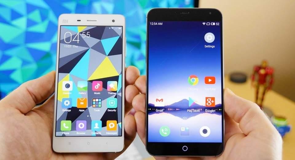 Ini Dia Smartphone Android China Terbaik Tahun 2015 Lalu