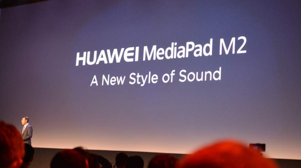 CES 2016, Huawei Rilis Tablet 10 Inci, MediaPad M2 10