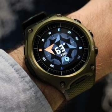Casio WSD – F10, Pesaing Samsung Gear S2 dan Huawei Watch