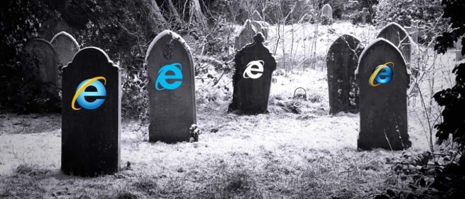Microsoft Resmi Akhiri Support Internet Explorer 8, 9 dan 10