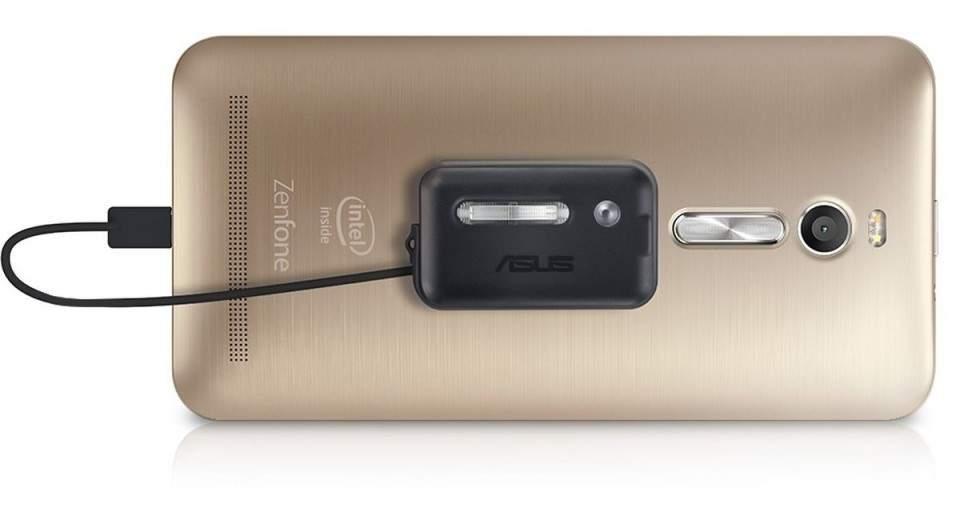 Asus ZenFlash (AFLU002), Lampu Kilat untuk Zenfone 2