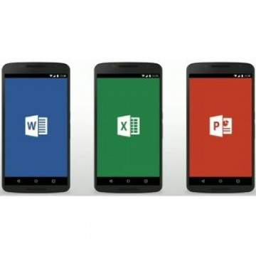 Microsoft Updates Word, Excel dan PowerPoint di Android