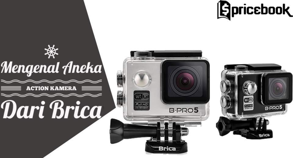Mengenal Aneka Kamera Brica di Indonesia, Pesaingnya Gopro!