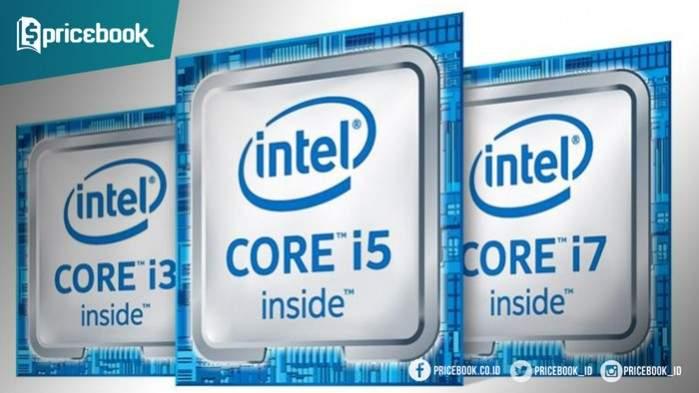Perbedaan Antara Core i3, Core i5 dan Core i7