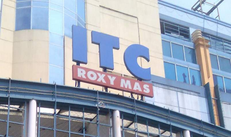 itc roxy mas kredit hp