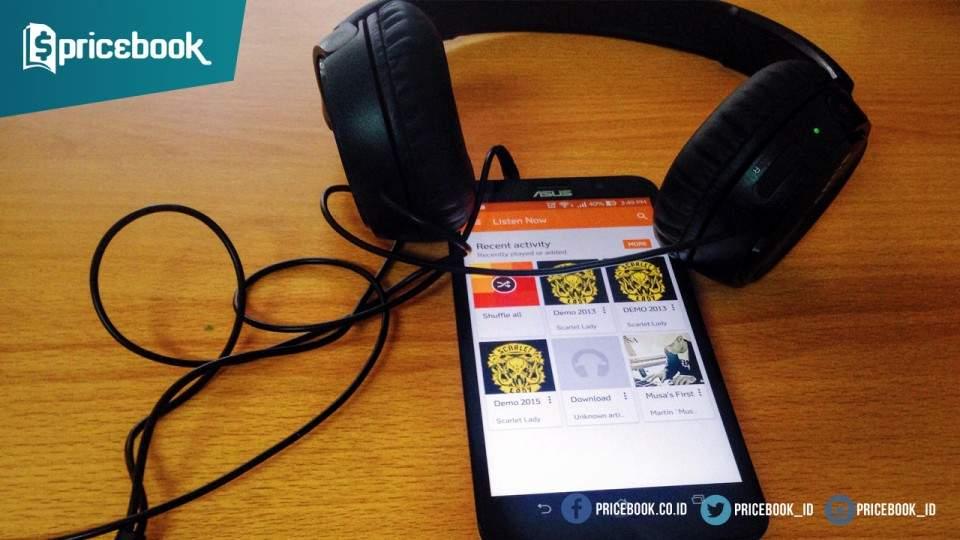 14 Pemutar Musik Android Unik dengan Lirik dan Format Audio Lengkap
