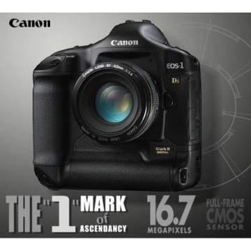 Canon EOS 1D X Mark II: Kamera Profesional Full Frame Seharga 82 Juta