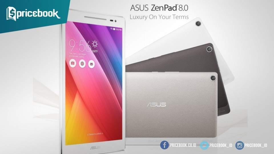 Review Asus Zenpad 8.0 Z380KL: Kombinasi Antara Kekuatan dan Kecantikan