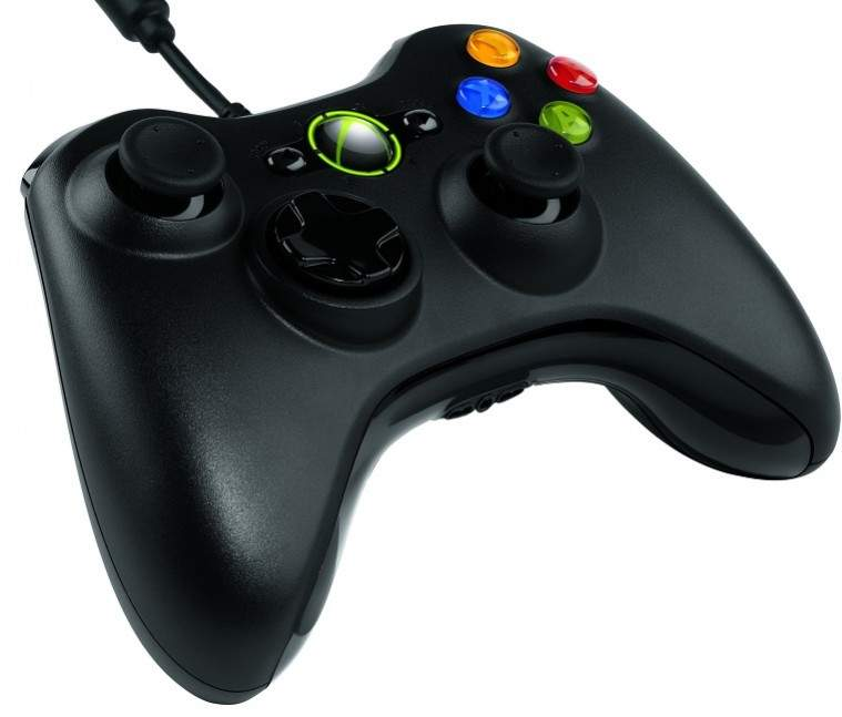 Wired Xbox 360 Controller