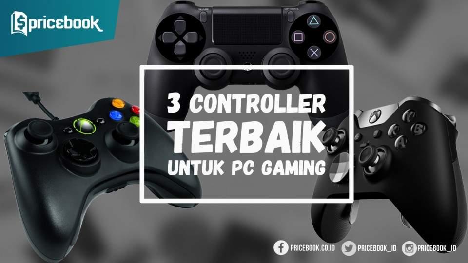 3 Controller Terbaik Untuk PC Gaming Versi PcGamer