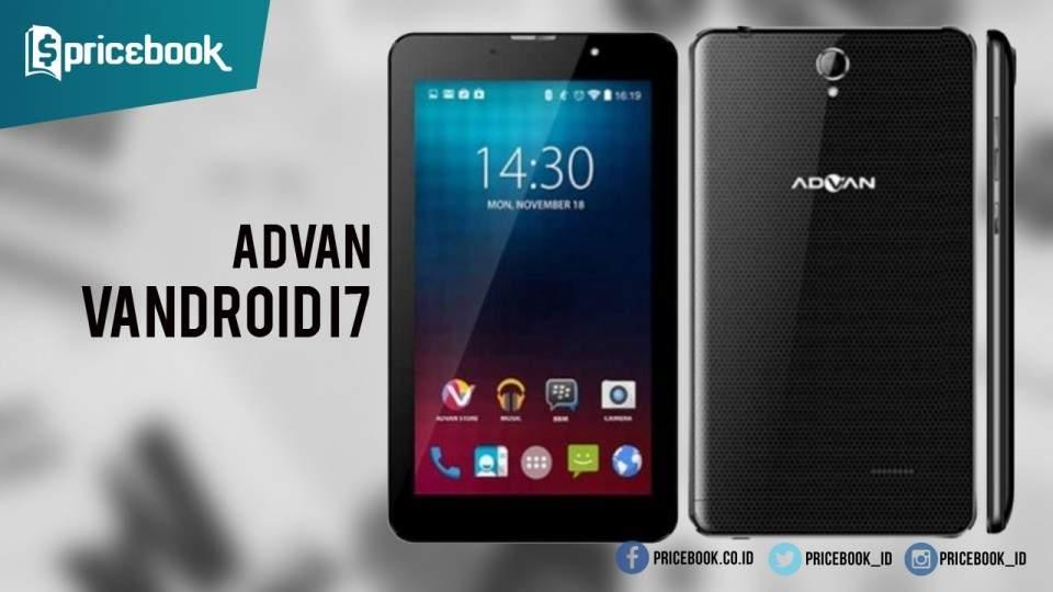 Tablet 4G LTE Murah Advan I7 Dengan Eye Pro Nano Light