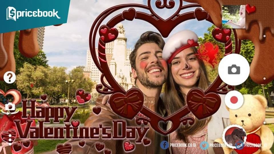 Sambut Valentine, Sony Rilis Update Aplikasi Kamera Bertema Cinta
