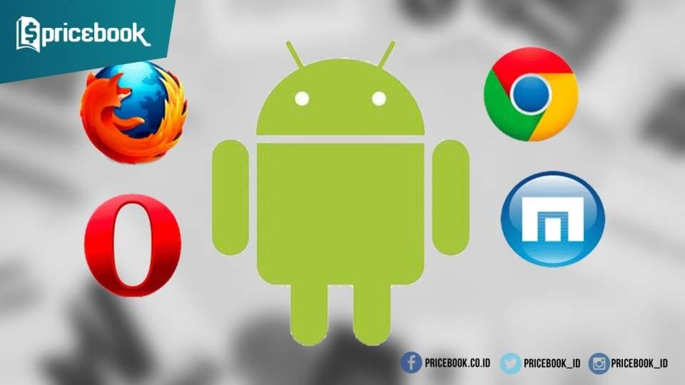 Browser Android Kaya Fitur dan Hemat Kuota Februari 2016