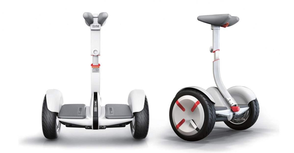 Sebuah alat transportasi personal yang mirip hoverboard tapi dengan 2 roda  kecil. Skuter mini tersebut memiliki berat 12 eed770b682