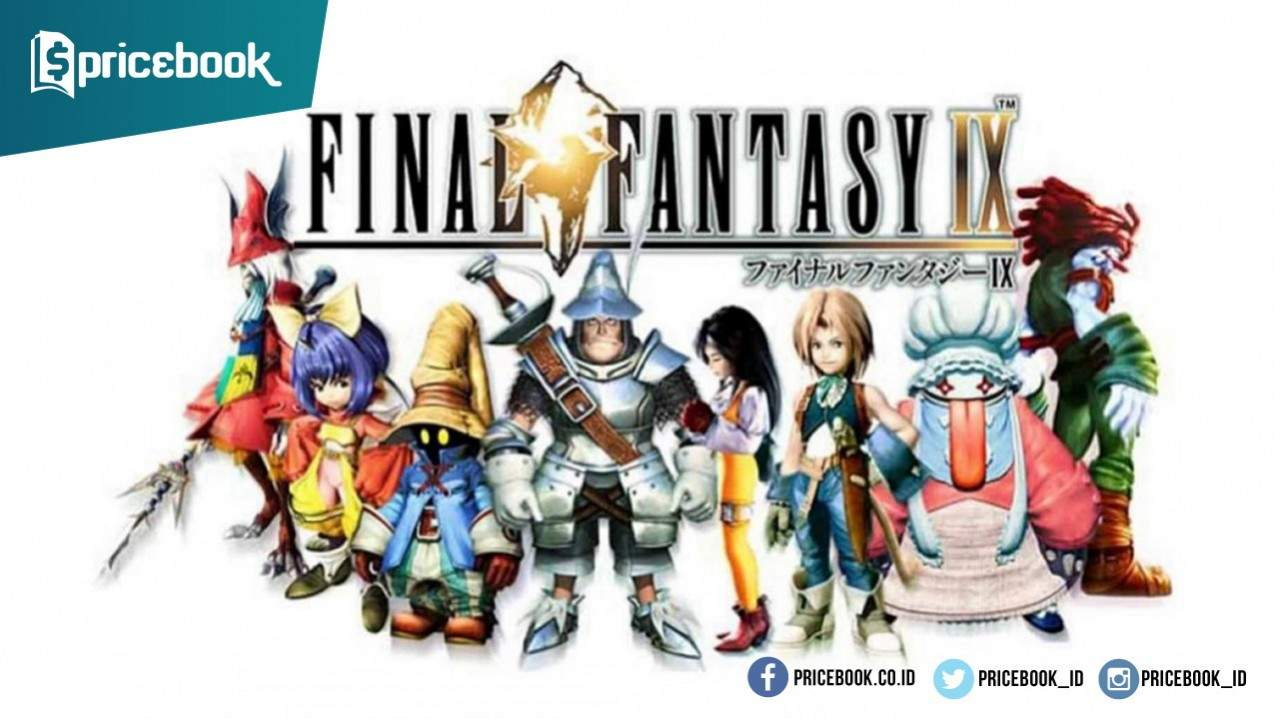 Final Fantaxy IX Mobile