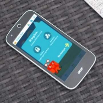 Acer Liquid Z320, Smartphone Murah Sejutaan yang Ramah Anak-anak