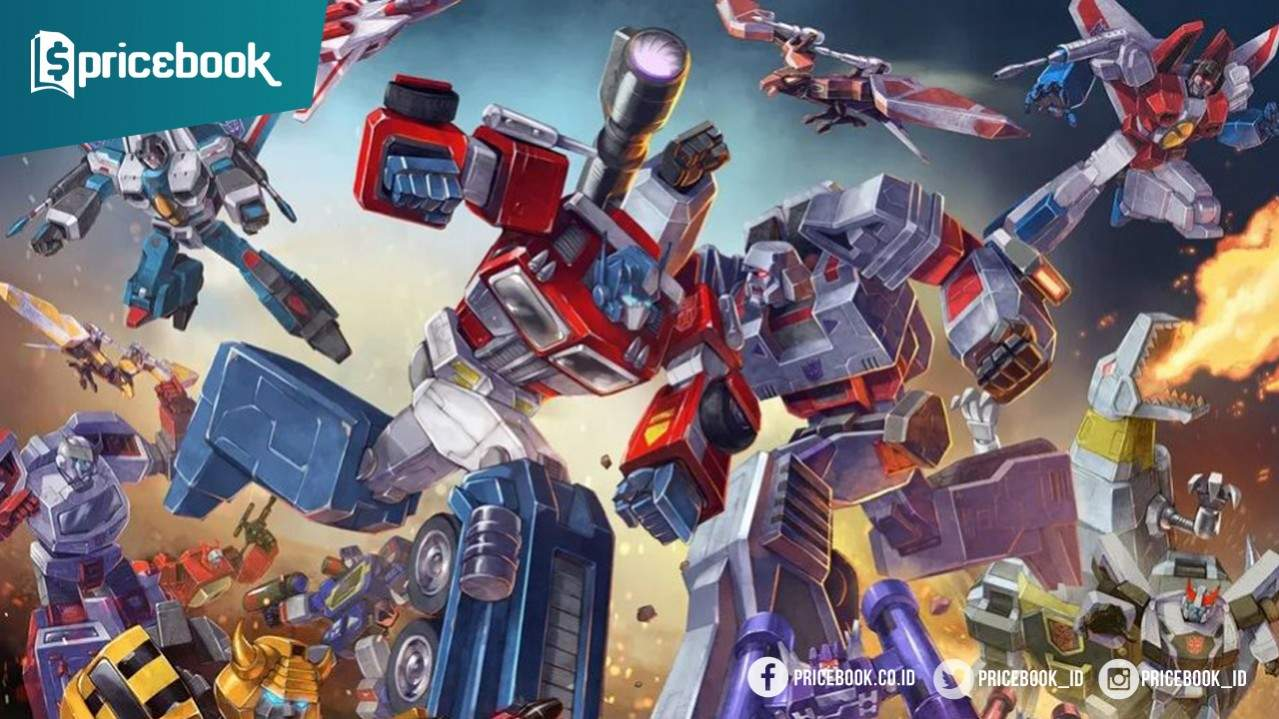 Game Transformer Earth Wars